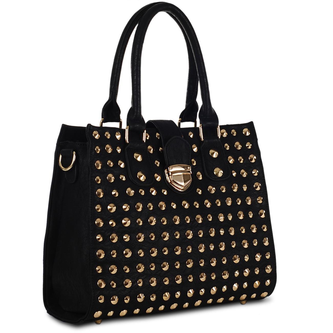 Caspar fashion damen tasche henkeltasche umh?ngetasche mit