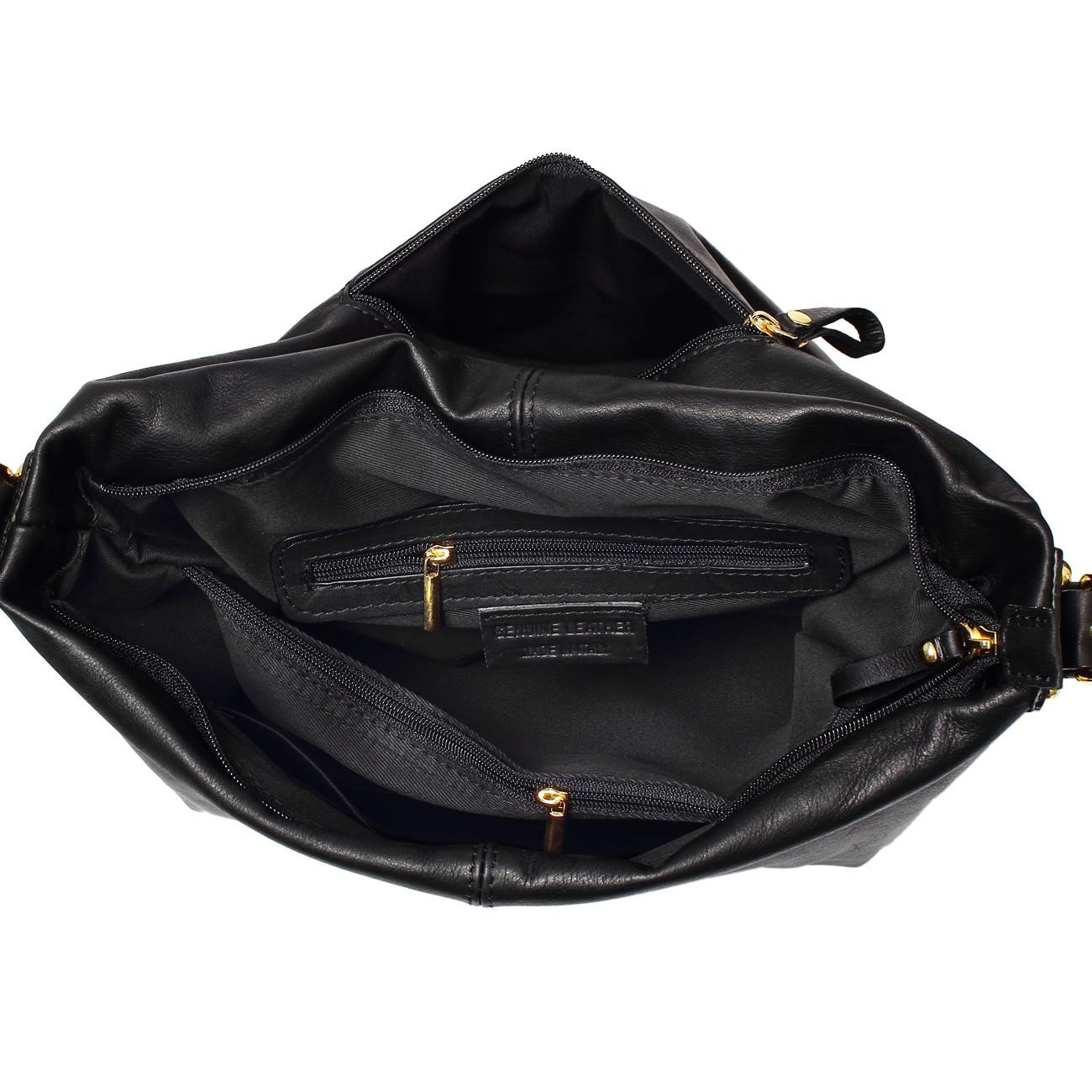 caspar damen tasche handtasche schultertasche beutel leder. Black Bedroom Furniture Sets. Home Design Ideas