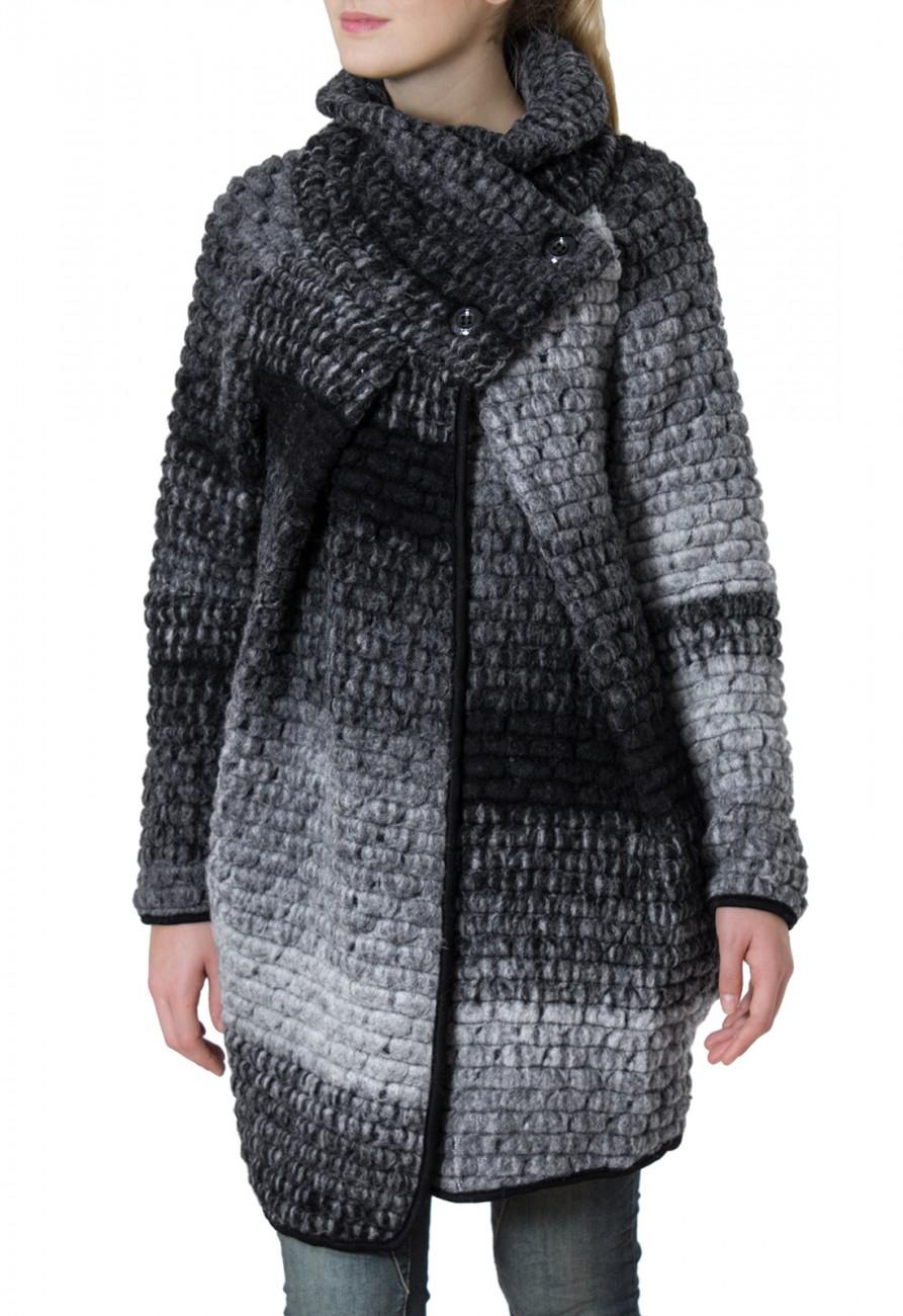 caspar mtl007 damen winter mantel bekleidung m ntel. Black Bedroom Furniture Sets. Home Design Ideas