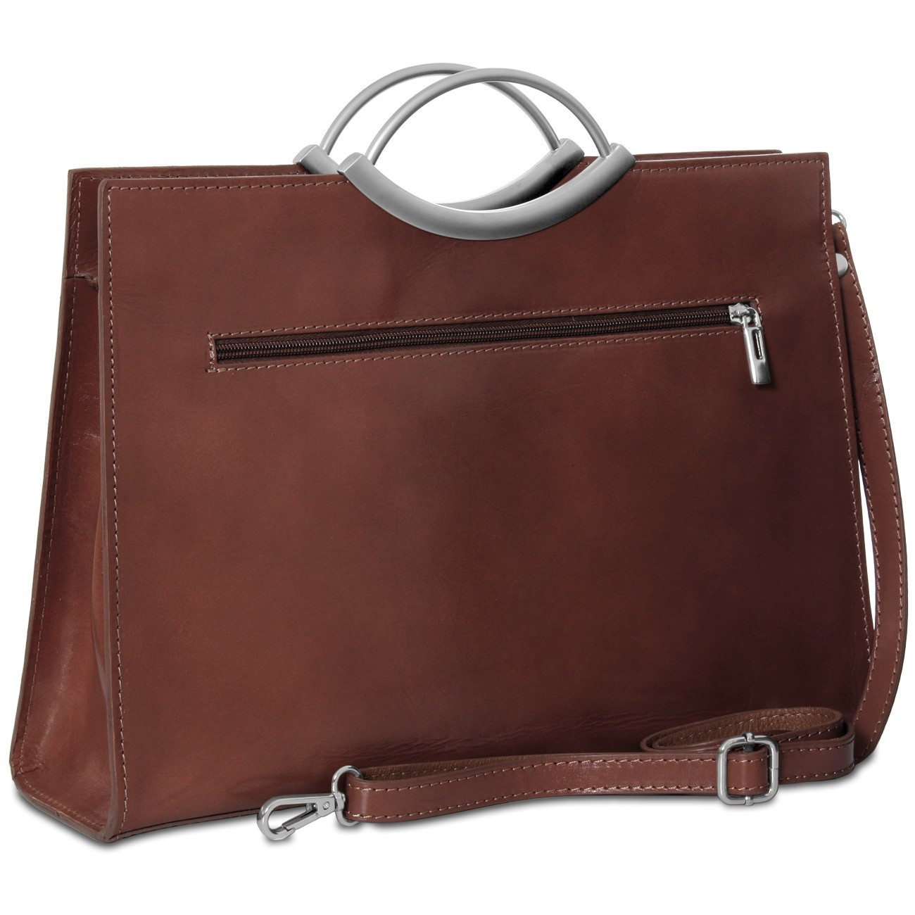 Perfect GenuineleathercowhidewomensbriefcasebusinessbagOLLady