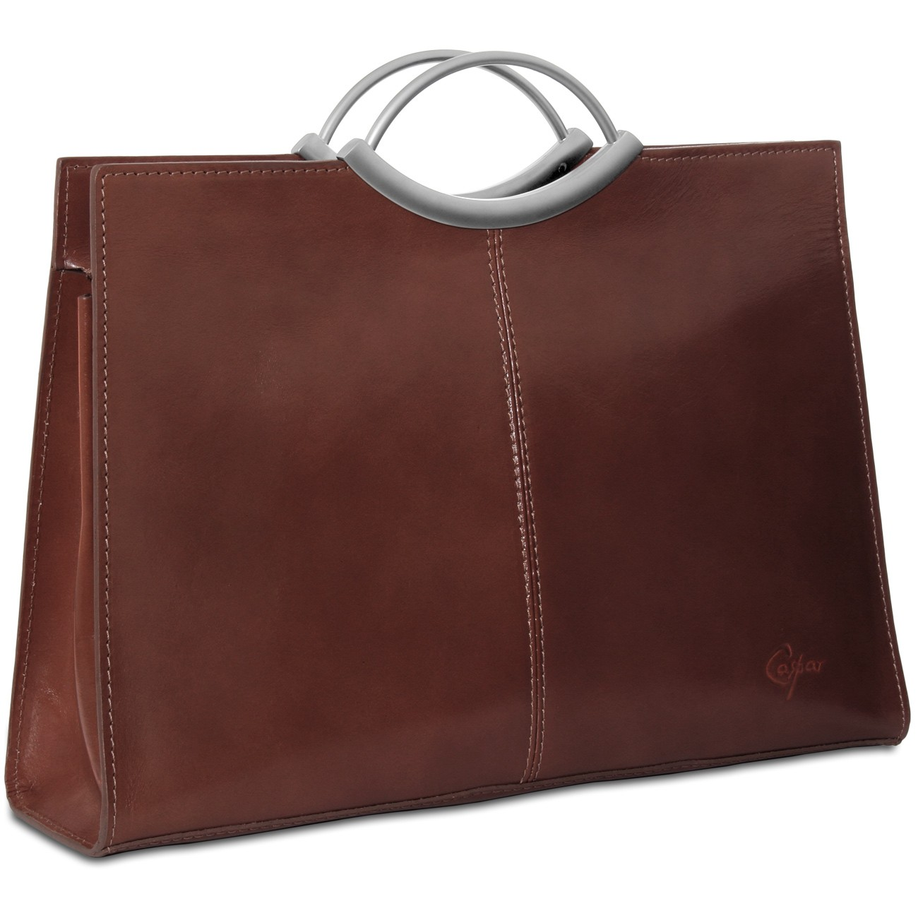 New Contemporary Twist On The Traditional Briefcase, This Designer Bag Comes In Classic Silhouettes But Urbane Finish Slim And Compact, The Briefcase Is Designed For Women To Carry  Soft Calf Leather This Ladies Business Leather Bag Boasts Of